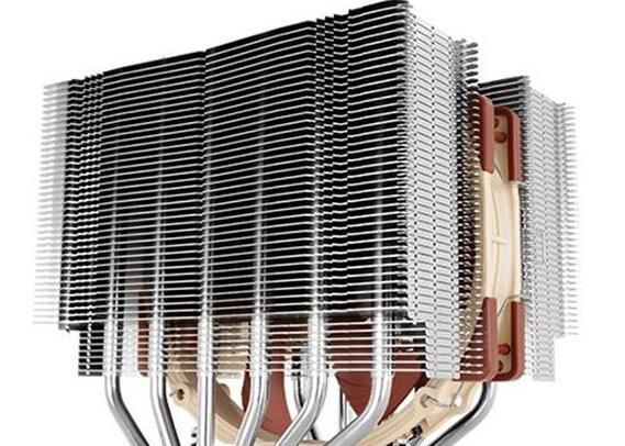 电脑CPU散热器鳍片选择
