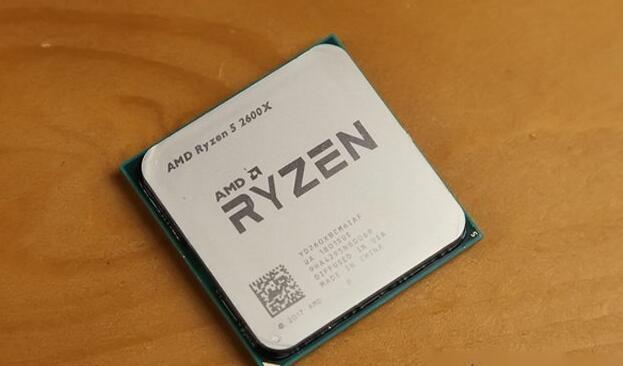 AMD锐龙Ryzen5 2600X MAX
