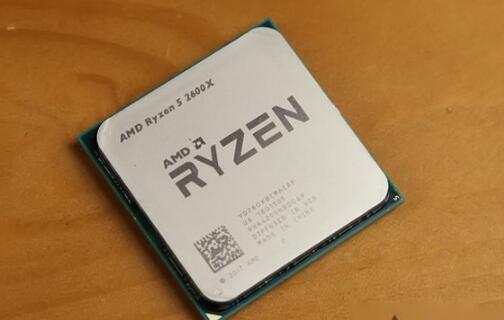 AMD锐龙R5 2600X MAX处理器(盒装)