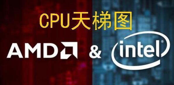 2019年8月cpu最新天梯图告诉你cpu选择intel还是amd