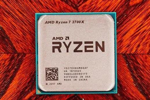 R7 2700和R7 2700X搭配独显游戏性能测试