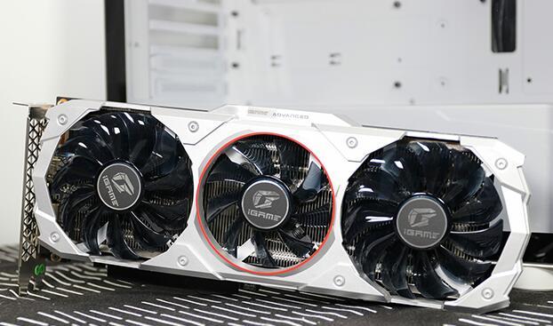七彩虹iGame GeForce GTX 1660 Ti AD Special OC