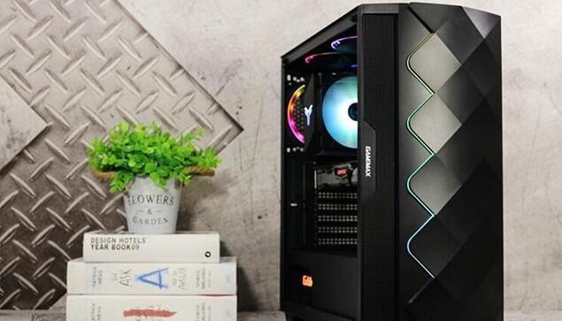 i5-9400F搭配GTX1660Ti游戏主机配置组装全过程