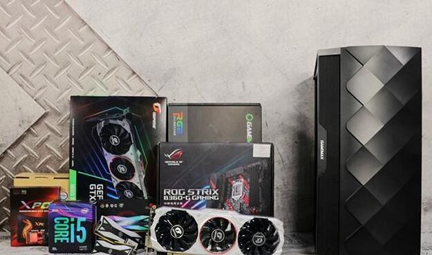 i5-9400F搭配GTX1660Ti适合玩游戏的电脑主机推荐