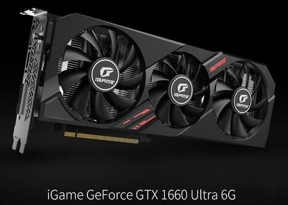 七彩虹 iGame GeForce GTX 1660 Ultra 6G