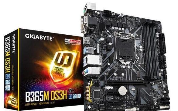 i5-9400F安装Win7系统选择了B365主板