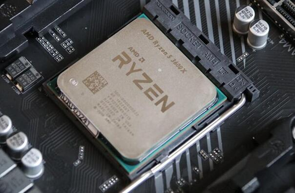 AMD锐龙R5-3600X处理器(盒装)