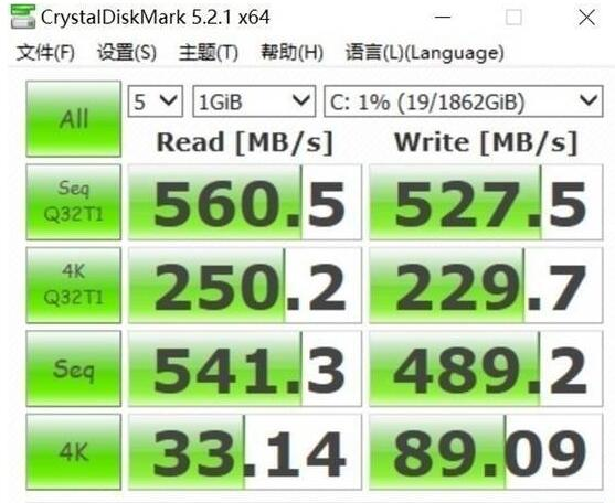 固态硬盘是三星860 QVO 1T