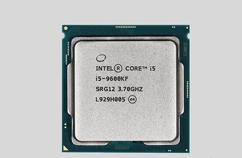 intel酷睿i5-9600KF