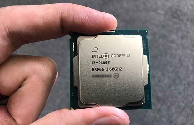 intel酷睿i3-9100F处理器