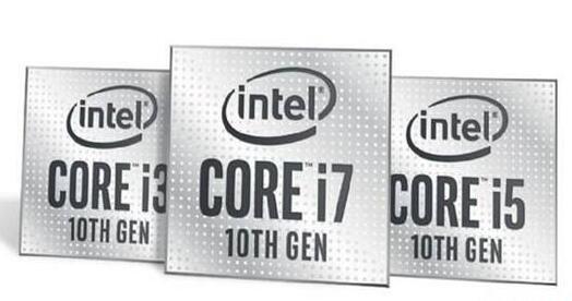 intel第十代酷睿cpu型号有哪些