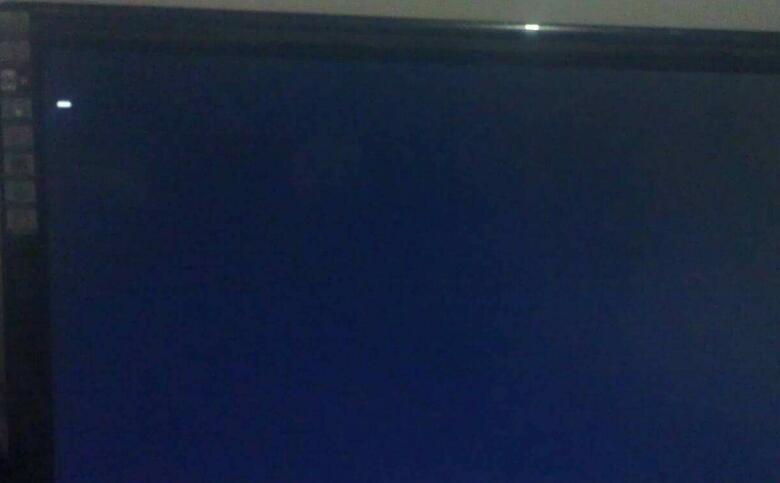 电脑突然间黑屏怎么办,如何避免电脑突然黑屏?